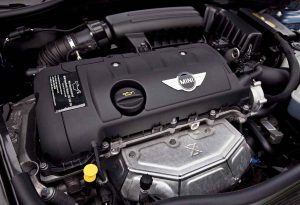 Mini Cooper engine