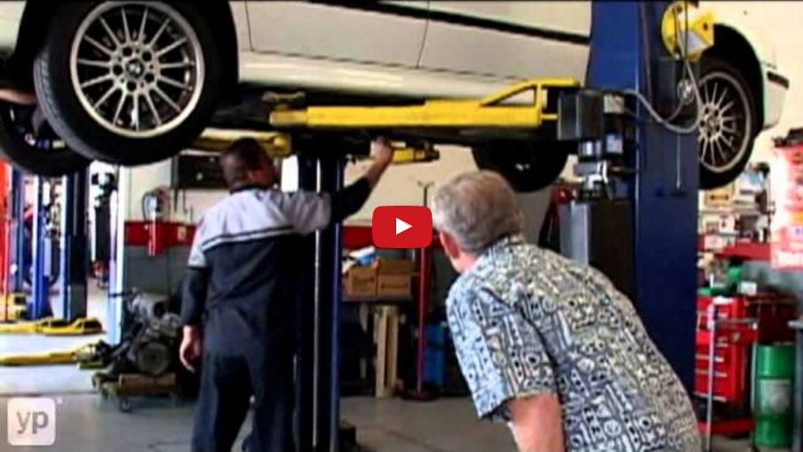 European Motor Car Repair
