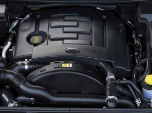 land-rover-discovery-engine