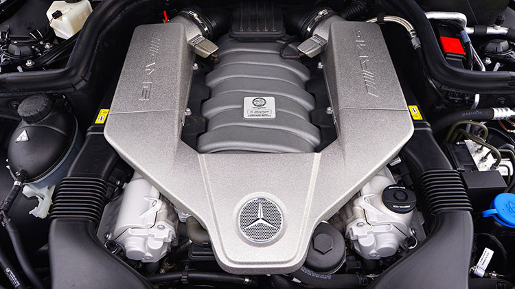 European Motor Car Repair Mercedes Engine