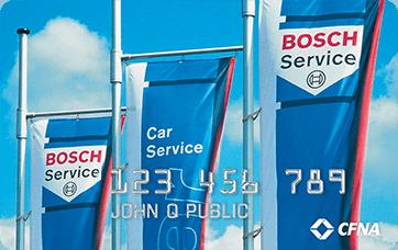 European Motor Cars Bosch Service Financing