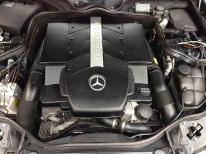 Mercedes Benz Tune Up Service