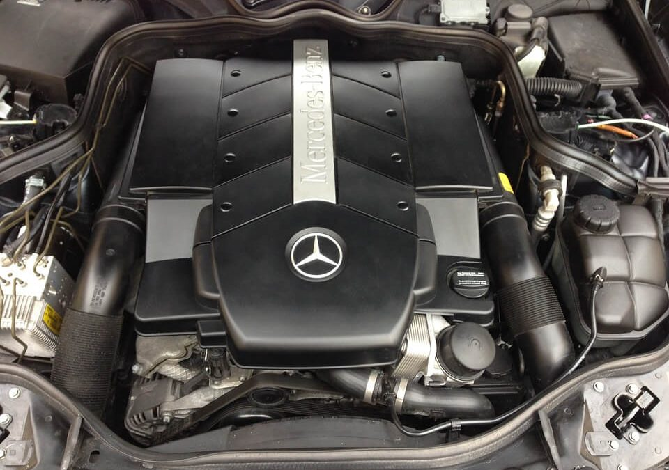 Mercedes Benz Tune Up Service