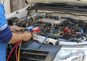 Auto Air Conditioning Repair Shop