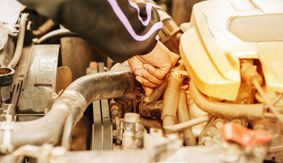 MINI Coolant Hose Repair