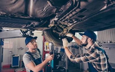 Volvo Suspension Issue Check
