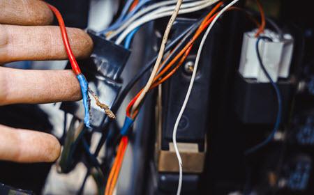 Volkswagen Wiring Harness Repair