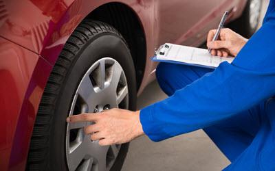 MINI Tire Check