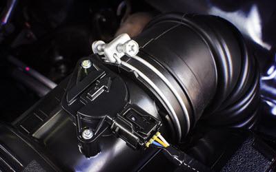 Mercedes Mass Airflow Sensor Check