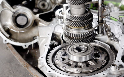 Jaguar Automatic Transmission Repair