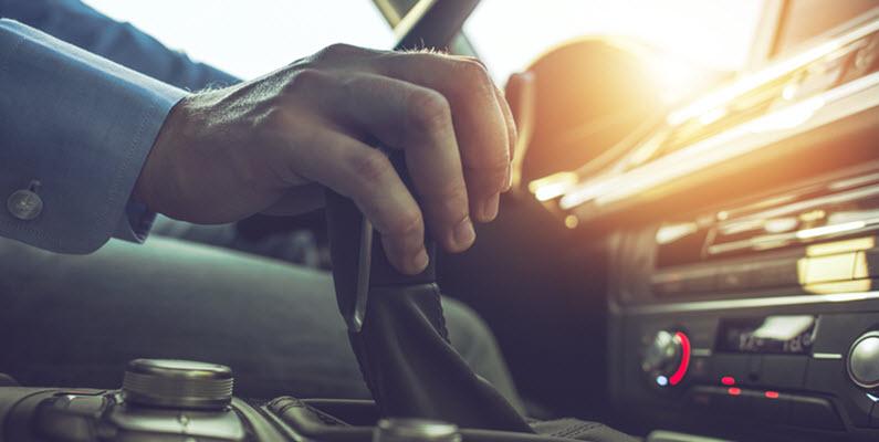 Jaguar Gear Shifting Issue