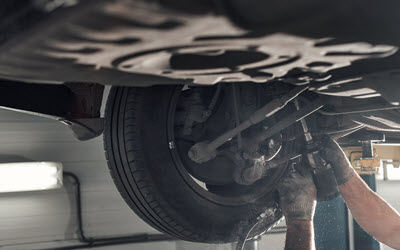 Porsche Suspension Issue Check