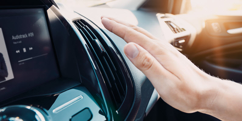 BMW AC Vent Check