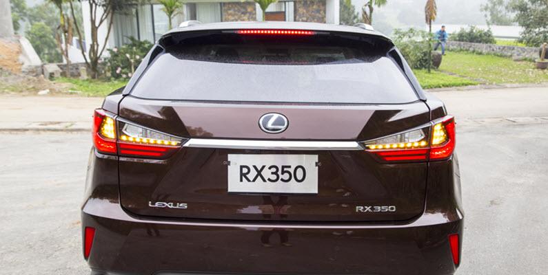 Lexus RX 350 Car